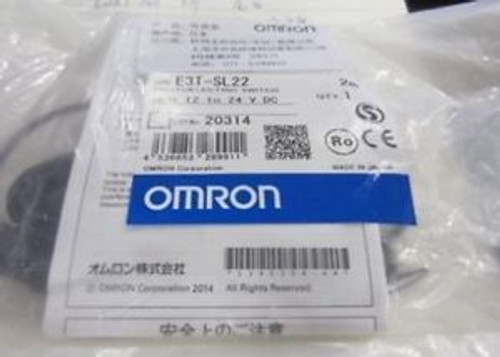 1PC New Omron Photoelectric Switch E3T-ST13 ( E3TST13 )