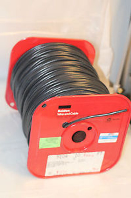 BELDEN 75 OHM COAX CABLE WIRE 1,000 FEET ROLL