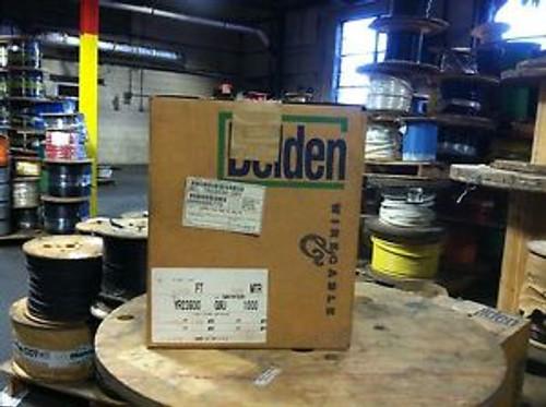 Belden RG 59, 20 awg bare copper DS3, 75 Ohm, Gray 1000 Box.