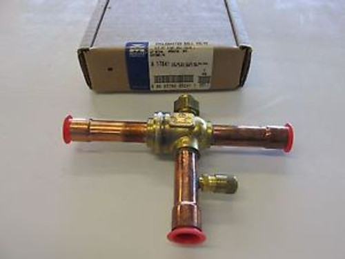 Mueller 5/8 ODI 3-way Cyclemaster ball valve