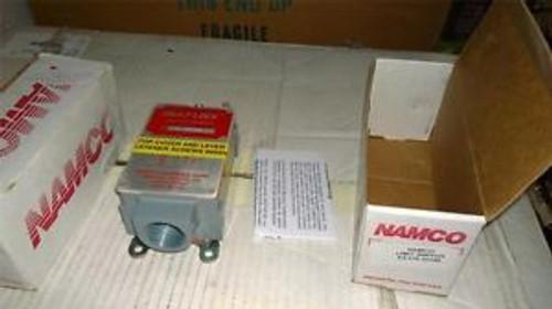 (2) Namco EA170-32100 Limit Switches 125/250/480 VAC Snap-Lock