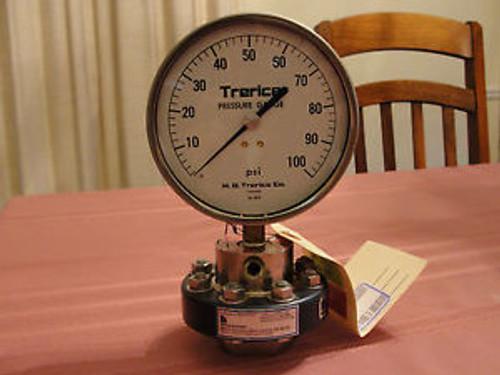 Buy Trerice Pressure Gauge 52 2873 0 100 Psi Plus 316