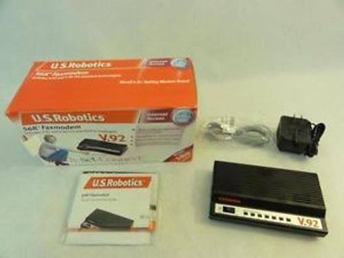 149283 New In Box US Robotics 5686E Fax Modem 56K V.92 and V.90 ITU