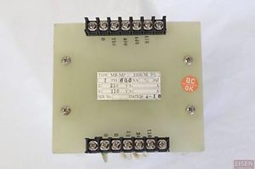 600VA Single-phase AC Control Transformer PRI: 220/400/440/575V SEC: 110/24/12V