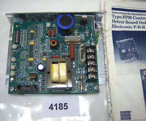 (4185) Bodine DC Motor Control 810