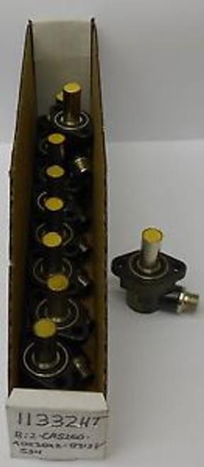 #SLS1C23 New Turck Proximity Switch Bi2-CRS260-ADZ30X2-B3131/S34     #11332HT