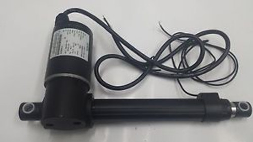 NEW - HIWIN LINEAR ACTUATOR # LAM-2-1-150-12E 12 VDC 150MM STROKE 21MM PER SEC