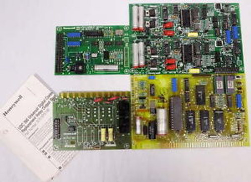 4 Honeywell Digital PWA Boards,UDC Relay Board,Isolated Current Output,Input NEW