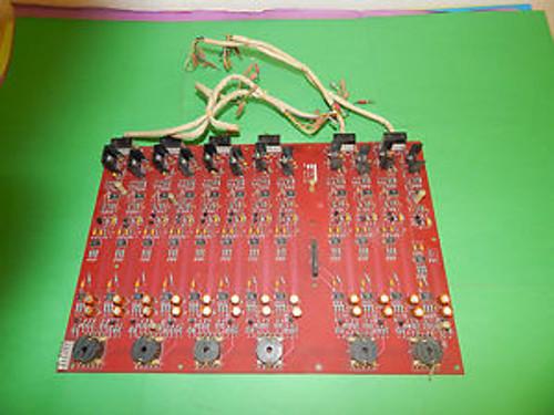 Gettys 11-0189-01 Logic PC Board Module 11018901