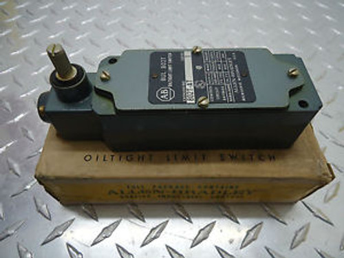 ALLEN BRADLEY 802T-AT OILTIGHT LIMIT SWITCH 600VAC 10 AMP NEW
