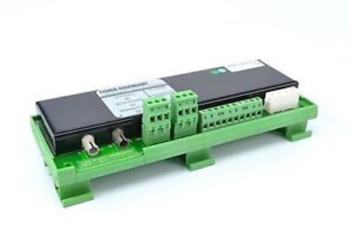 Fisher Rosemount Fiber Optic I/O Converter 01984-3278-0001 Rev E/H
