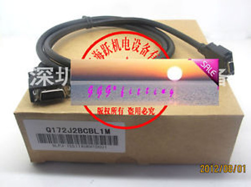 NEW Mitsubishi Q172CPUN MR-J2S-B Q172J2BCBL1M Cable cord