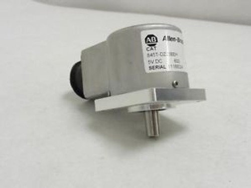 141804 New-No Box, Allen-Bradley 845T-DZ23BEH Increment Encoder, 5VDC