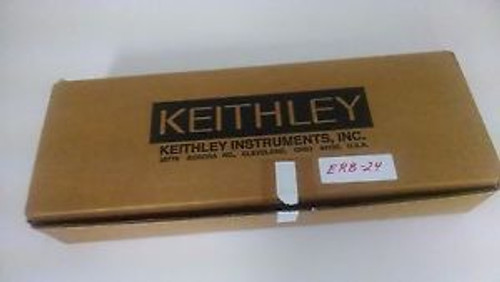 NEW KEITHLEY 24 CHANNEL RELAY OUTPUT BOARD ERB-24 NEW IN ORIGINAL PACKAGING