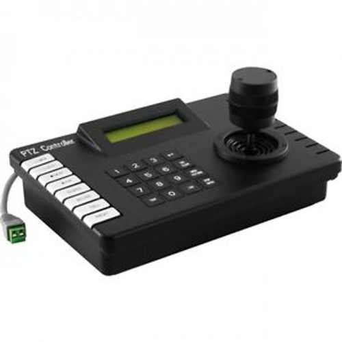 3D PTZ Speed Dome Keyboard Controller CCTV Security Camera RS485 Joystick 3 Axis