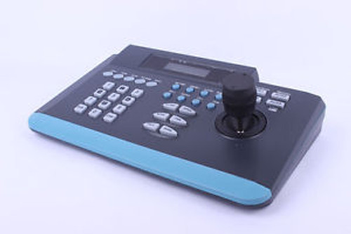New 3D Security Axis joystick Keyboard LCD Screen controller for CCTV PTZ Camera