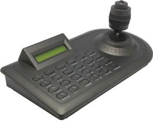 4D 4 Axis RS-485 PTZ Camera Joystick Controller CCTV Multi-function Keyboard