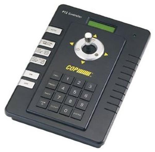 Cop Security 15-AU50ES 2-Axis PTZ Joystick Keyboard Controller Black