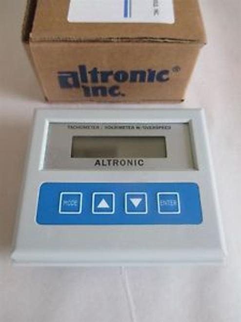 Buy New Altronic Digital Tachometer Model Dtho 3201
