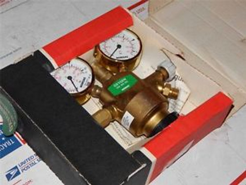 #208  Norgas  V-121-K02-AM  Oxygen Flowmeter Regulator Valve  NEW&lt