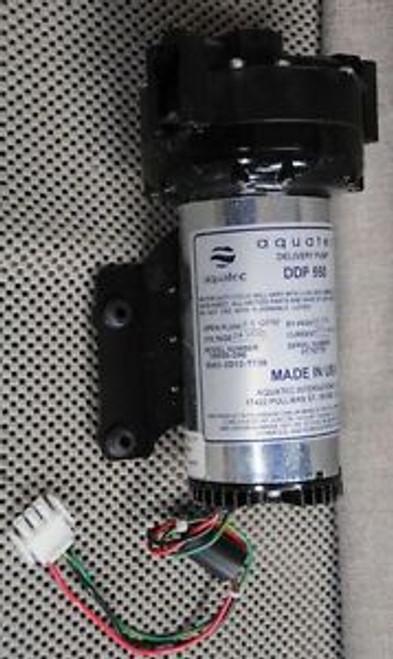 Aquatec DDP-550 24Volts DC 39500-096 5502-2D12-T738 pump mint with plug