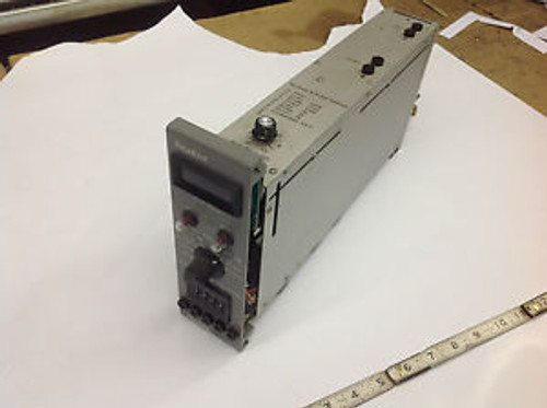Instron A14-141 Readout  Controller Panel Module Assembly