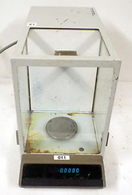 1 USED METTLER TOLEDO AE 100 DIGITAL LABORATORY SCALE MAKE OFFER