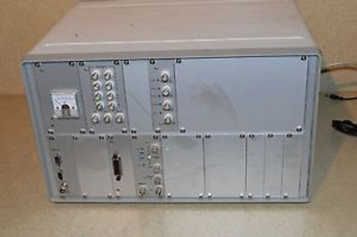 LAS GMBH TYPE MCOG LASER POWER SUPPLY / CHASSIS