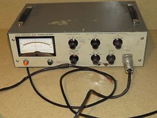 KEITHLEY MODEL 140 PRECISION NANOVOLT DC AMPLIFIER