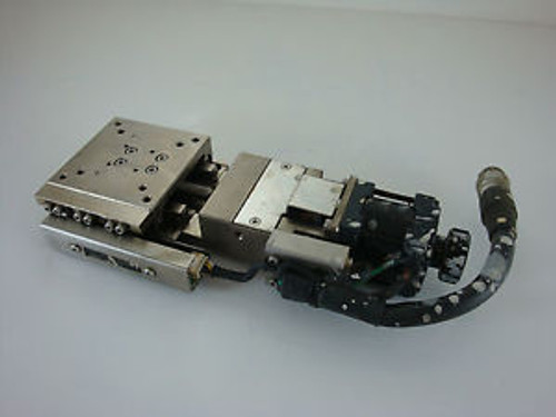 1 x used Suruga Seiki PG513-L05AG  Linear Stage