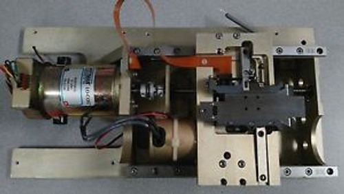 2 axes, X-Y, Stage Manual Load, Pittman LO-COG servo motor, GSI Lumonics