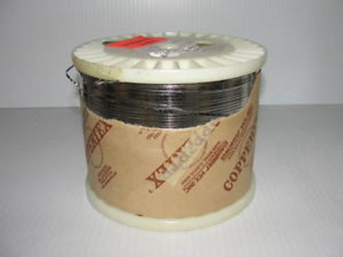 10lbs. Tinned copper flat wire for solar .0031 x .060 - 450-800mm thick