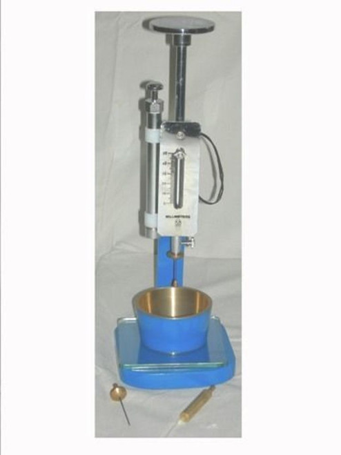New VICAT NEEDLE APPARATUS