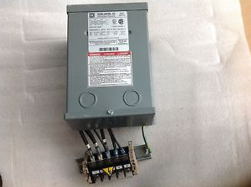 1S43F 1Kva Rainproof Type 3R Transformer Schneider Electric / Square D