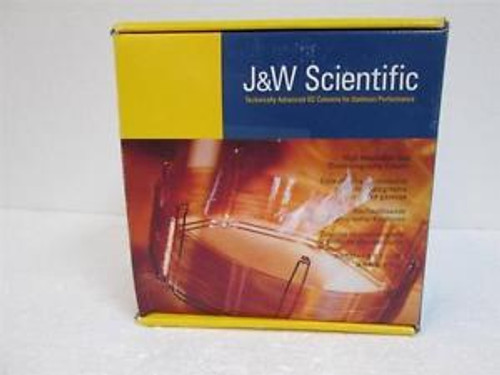 J&W Scientific Db-210 Gc Columns For Optimum Gas Chromatography Performance