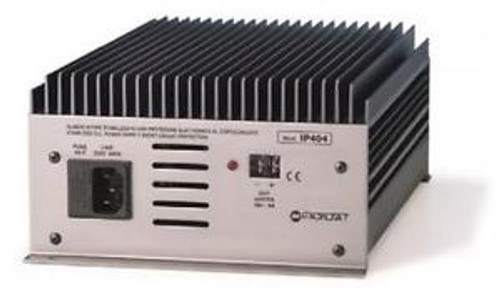 Linear stabilized power supply 48V 4A - Microset IP404