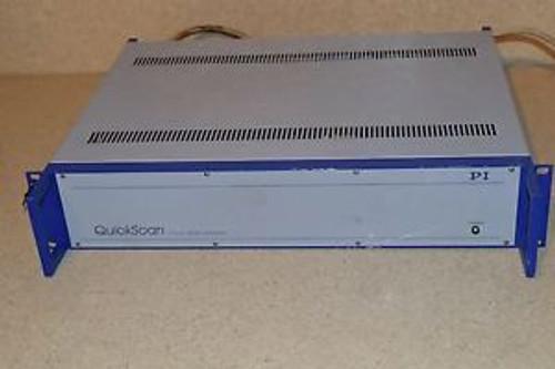 Pi V-101.02  Quickscan Voice-Coil Scanning System Digital Controller