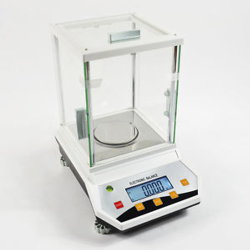 1 Mg 200G X 0.001 Gram  Lab Analytic Precision Digital Scale Balance Ce Applied