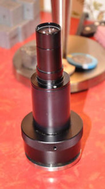 Diagnostic Instruments HRD100-NIK 1.0X Hi Res F-Mount MICROSCOPE Adapter NIKON
