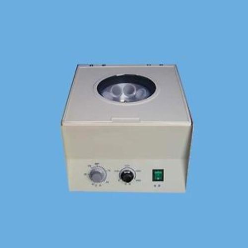 110V/220V Electric Desktop Centrifuge Lab Medical Practice Timer Low noise NEW