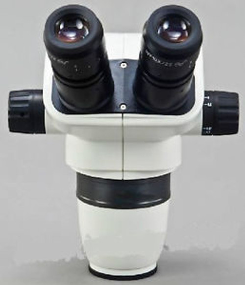 High Quality Stereo Zoom Microscope W/ Wfh10X Focusable Eyepieces