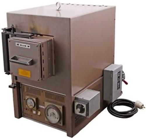 Blue M 2010C-3 16x4x4 1850°F Lab Stabil-Glow Box Type Furnace Hi-Temp Oven