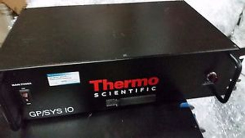 Lot of 3 Thermo Scientific GP/SYS IO GYPSYS Box