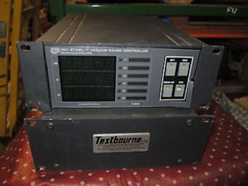 Granville-Phillips 360 Stabil-1 Vacuum Gauge Controller with Power Supply