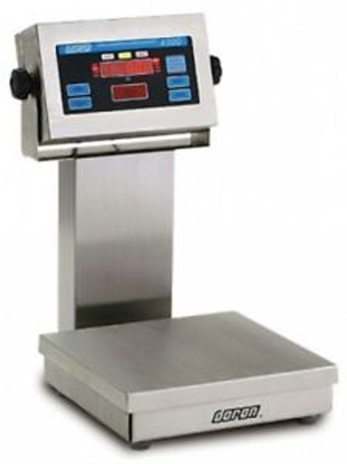 10 LB x 0.002 LBS Doran 4300 Series NTEP Stainless Steel Checkweigher Scale NEW