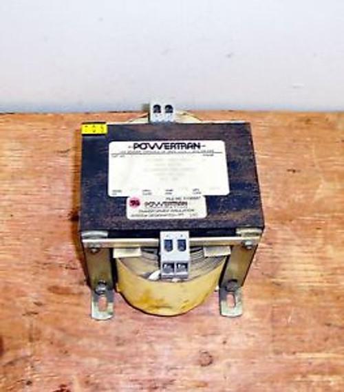 #SLS1B19 New Powertran  Cat-F081TRK1000 1KVA  13369EL
