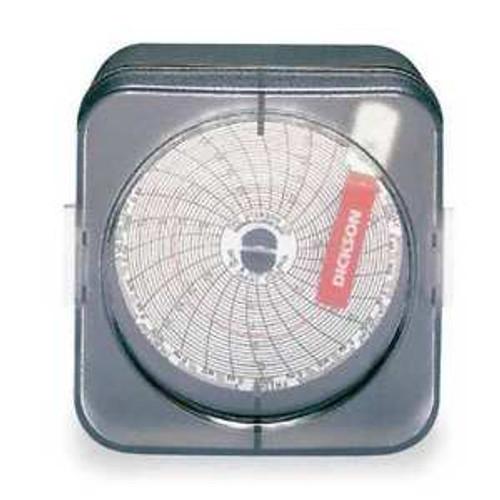 3.7 Super Compact Temperature Circular Chart Recorder Dickson Sc377