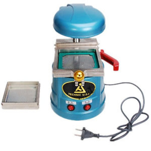 Dental Vacuum Molding Forming Machine Formerdental lab Equipment#5DN