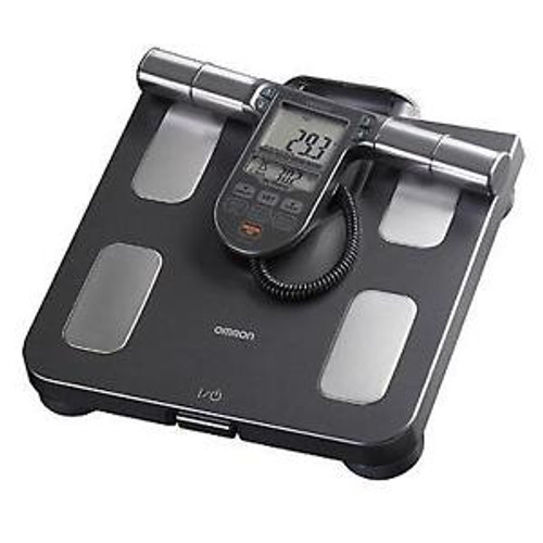 OMRHBF514C - OMRON HBF-514C Full-Body Sensor Body Composition Monitor amp Scale