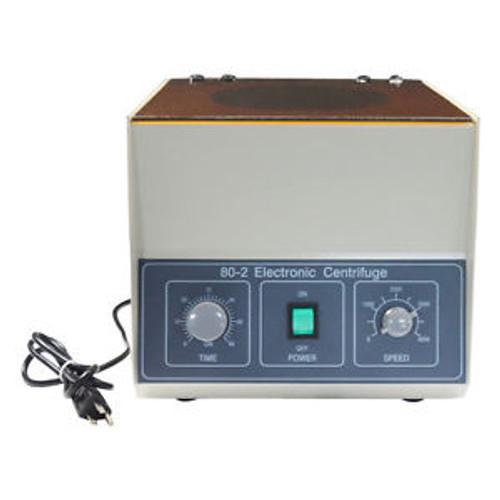 110V Benchtop Electric Centrifuge Lab Medical Practice 80-2 Ld-3 Ld-5